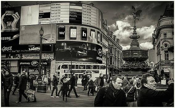 Piccadilly  by Stewart Marsden