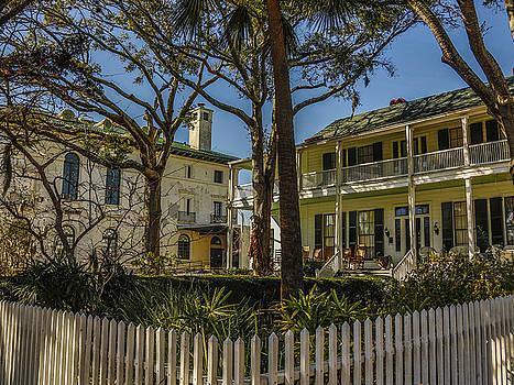 Paula Porterfield-Izzo - Picket Fences Make Good Neighbors
