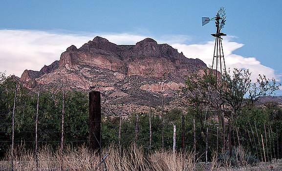 Tam Ryan - Picket Post Mountain