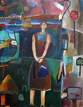 Picking up Nita by Sarah Whitecotton