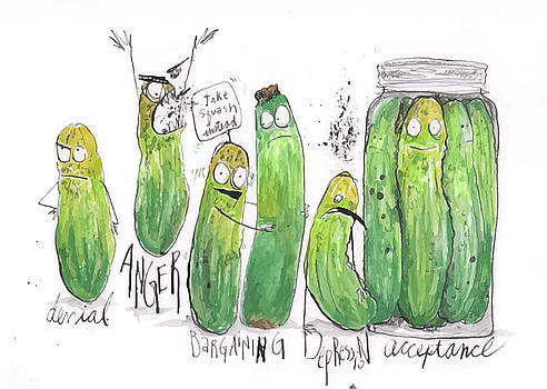 Pickle Grief by Hannah Dean