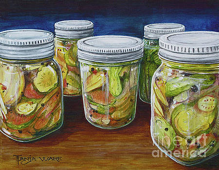 Pickled by Tanja Ware