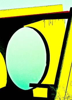 TONY GRIDER - Picnic Table Abstract