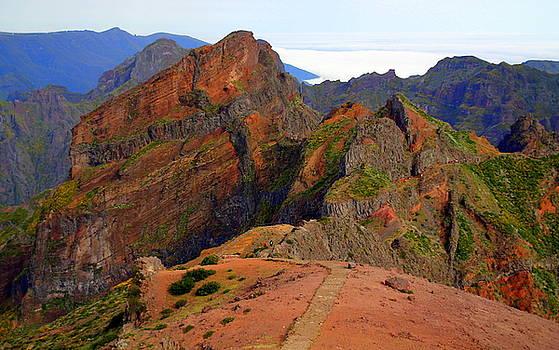 Pico do Arieiro by Laurel Talabere
