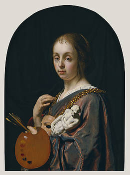 Frans Van Mieris The Elder - Pictura