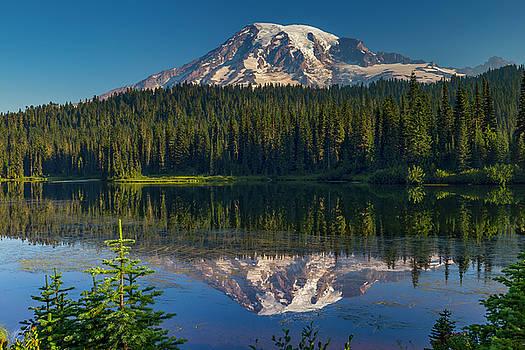 Reflection Lake by Thomas Ashcraft