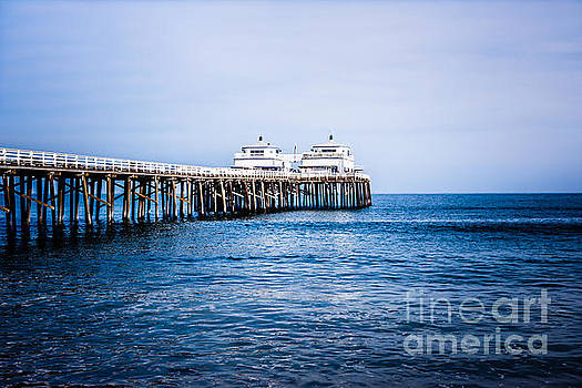 Paul Velgos - Picture of Malibu Pier in Southern California
