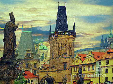 Picturesque - Prague by Leigh Kemp