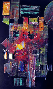 Pieces II by Ralph Levesque