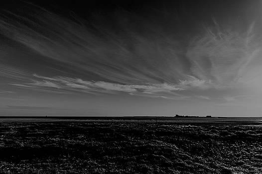 Piel Castle by Keith Elliott