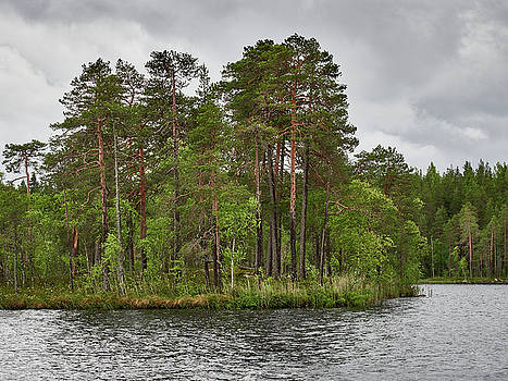 Pieni Koirajarvi by Jouko Lehto