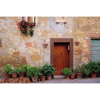 #pienza #tuscany #valdorcia #x100t by Shauna Hill