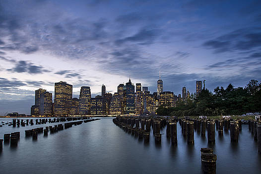 Pier 1 by Mary Pat Collins