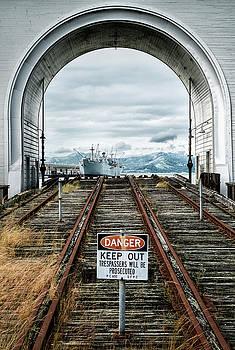 Mary Lee Dereske - Pier 43 Ferry Arch San Francisco California