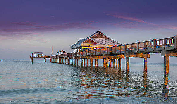 Pier 60. Clearwater Beach by Todd Rogers