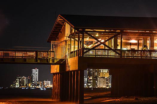 Pier Framing by Jon Cody