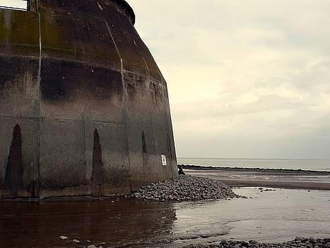 Pier head by Jane Clatworthy