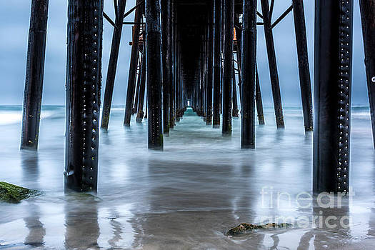 Pier into the Ocean by Leo Bounds