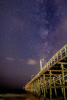 Pier into the Stars by Nick Noble