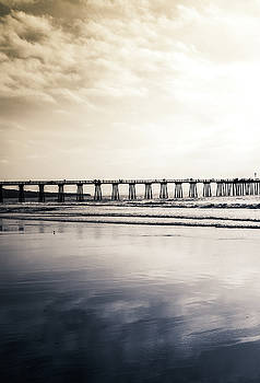 Pier on DuoTone by Michael Hope
