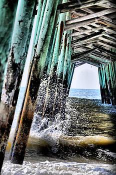 Emily Stauring - Pier Splash