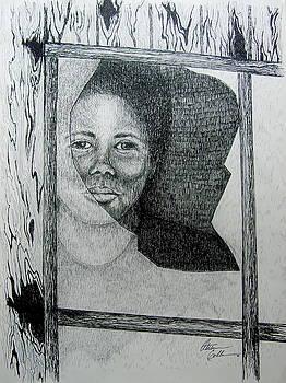 Piercing Through The Pain by Otis  Cobb