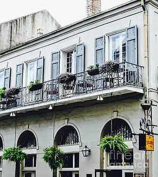 Pierre Maspero New Orleans  by Paul Wilford