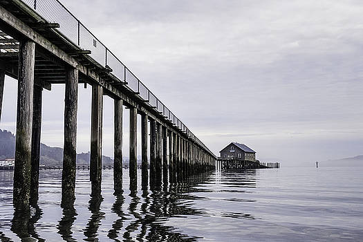 Piers End by Wendy Chapman