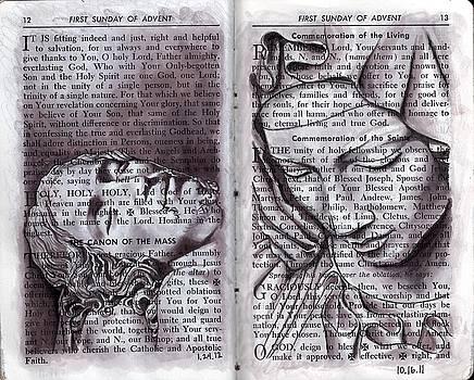 Pieta by Noelle Magana