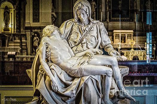 Julian Starks - Pieta Statue #2