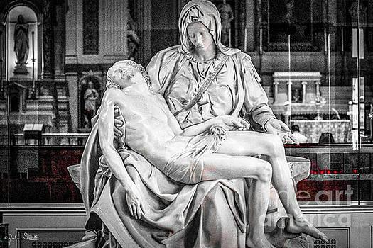 Julian Starks - Pieta Statue #4
