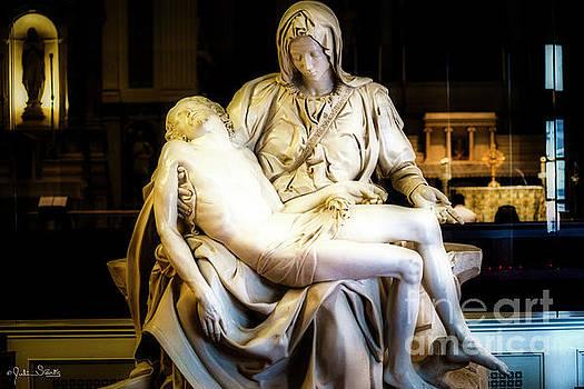 Julian Starks - Pieta Statue #5