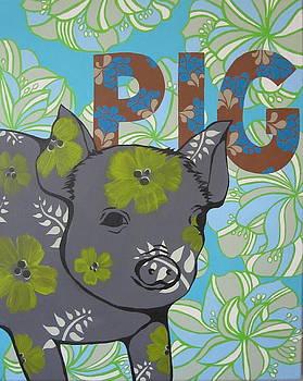 Pig by Adrienne Allen