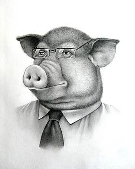 Pig Boss by Vlad Krichenko
