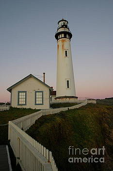 California Views Archives Mr Pat Hathaway Archives - Pigeon Point Light Station, California Photo By Pat Hathaway 2009