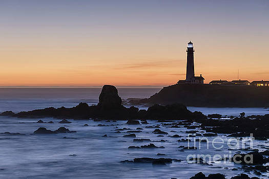 Pigeon Point Lighthouse by Cathy Alba