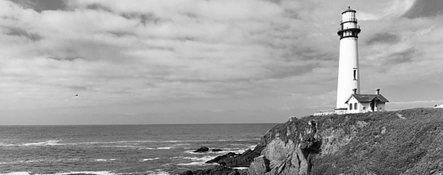 Pigeon Point Lighthouse by Maj Seda