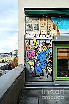 Pike Place Art by Kiana Carr