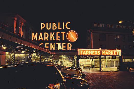 MARVIN JIMENEZ - Pikes Fish Market