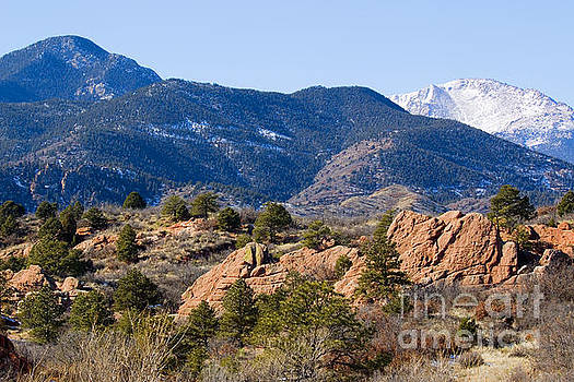 Steve Krull - Pikes Peak and Red Rock Canyon