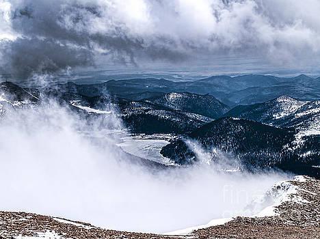 Pikes Peak by Anthony Baatz