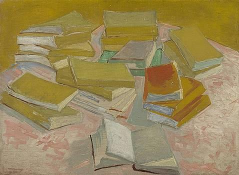 Piles of French Novels Paris, October  November 1887 Vincent van Gogh 1853  1890 by Artistic Panda