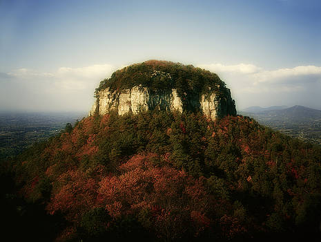 Pilot Mountain by Mark Wagoner