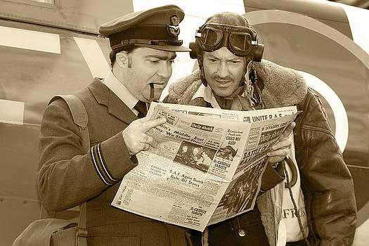 Pilot News by Drew McAvoy