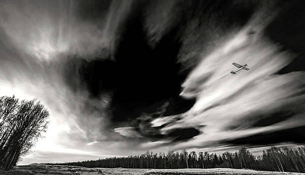 Pilot's Sky by Ron Day