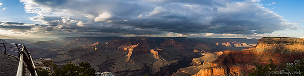 Pima Point Panorama by Beverly Parks