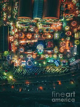 Pinball Machine II by Art K