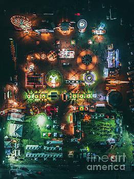 Pinball Machine III by Art K