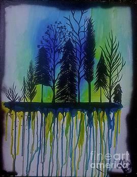 Pine Art by Tony B Conscious