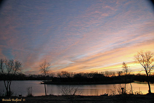 Brenda Redford - Pine Bay Sunrise